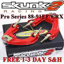 SKUNK2 PRO SERIES FRONT CAMBER KIT 88-91 HONDA CIVIC SEDAN HATCHBACK 88-91 CRX