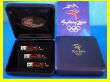 BS 61# * SYDNEY 2000 OLYMPIC GAMES * Linfox Truck Boxed Three Pin Set *