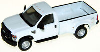 HO RIVER POINT STATION White Ford F350 XL DUALLY DRW  : 1/87 Model Truck