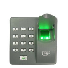Biometric Fingerprint Access Control for Door Lock Home Security System