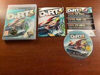 playstation 3 Ps3 dirt 3 disc is excellent Uk version