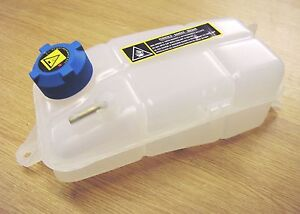 ALFA ROMEO 156 2.5 V6 24V  New Coolant Expansion Tank Bottle & Free Cap 60692706