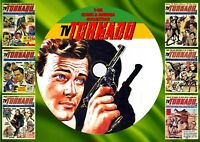 TV Tornado Comics Complete Run 1-88  & Annuals On PC DVD Rom (CBR FORMAT)