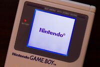 Nintendo Game Boy Original DMG-01 & Pocket GBP Backlight - WHITE