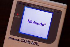Nintendo Game Boy Original DMG-01 & Pocket GBP Backlight - WHITE