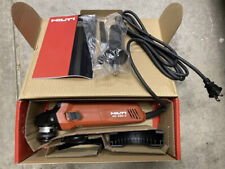 New Hilti Angle Grinder AG450-7S