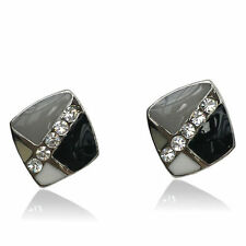 Swarovski Alloy Fashion Earrings