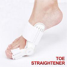 Bunion Corrector Hammer Toe Splint Straightener Orthopedic Brace Hallux Valgus a
