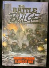 Flames of War 3rd ed. FW407 WWII Bulge Axis and Allied Forces Late 1944 to 1945