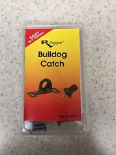 RV - Cabinet Hardware / Bull Dog Cabinet Catch - 2 Pack - Mounts Screws Too