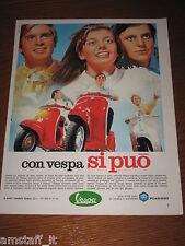 AF10=1968=VESPA PIAGGIO=PUBBLICITA'=ADVERTISING=WERBUNG=