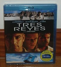TROIS ROIS - BLU-RAY - NEUF - SCELLÉ - BELIZE - GEORGE CLOONEY - ICE CUBE