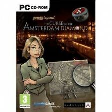 Curse Of The Amsterdam Diamond (PC CD) NEW SEALED