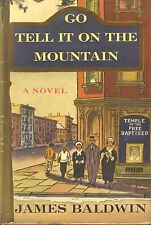 GO TELL IT ON THE MOUNTAIN by JAMES BALDWIN KNOPF 1952 1953 FIRST EDITION