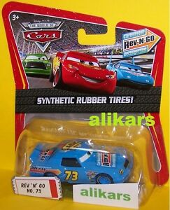 O - REV 'N' GO - No 73 Piston Cup Disney Cars racing auto diecast racer car toy