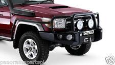 Toyota Landcruiser 70 Series GXL Steel Bullbar Wagon Cab Chassis GENUINE NEW