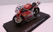 1/24MOT086 DUCATI 996R, TROY BAYLISS, 2001