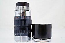 Nice Lens Leica Screw Mount - Kyoei Optical Co. Ltd. Super-Acall 135mm f3.5  M39