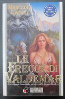 LE FRECCE DI VALDEMAR Lackey edizione Sperling fantasy fantascienza