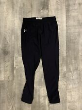 Under Amour Base Layer Pants Youth Size Large Black In EUC