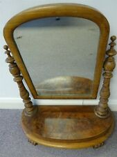 Vintage/Antique Wooden Dressing Table Mirror -Needs Repair- Collection BS11 9DB