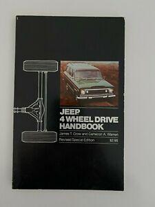 "1973 Jeep Revised Special Edition ""4 Wheel Drive Handbook"""
