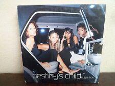 CD Single - DESTINY'S CHILD - Bug a boo - Album Version - Refugee Camp Remix
