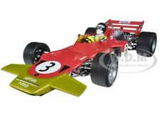 LOTUS 72 JOCHEN RINDT #3 1970 SPANISH GP 1:18 DIECAST MODEL CAR BY QUARTZO 18273