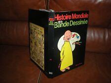 HISTOIRE MONDIALE DE LA BANDE DESSINEE - PIERRE HORAY - EO 1980 GRAND FORMAT