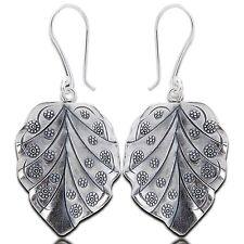 Thai Karen Hill tribe Earring Pure Silver