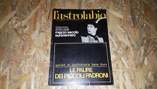 RIVISTA L'ASTROLABIO 14 DICEMBRE 1969 AUTONOMIA ALTO ADIGE ECC.