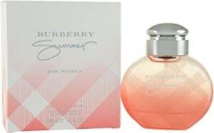 Burberry Summer 50 ml EDT for Women Brand New Sealed