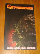 GUTWRENCHER IDW PUBLISHING KEITH GIFFEN STEVE NILES GRAPHIC NOVEL< 9781600109362