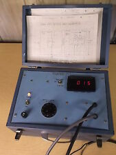 Dash Pot Tester and Calibrator Eugene Dietzgen Tested! *FREE SHIPPING*