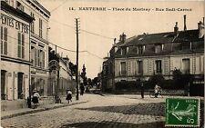 CPA NANTERRE Place du Martray-Rue Sadi Carnot (413249)