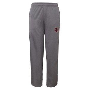 Texas A&M Aggies NCAA Basic Team Logo Grey Track Pants Youth (S-XL)