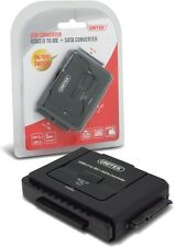 New UNITEK USB 3.0 to IDE and Sata Converter Hard Drive Adapter Universal