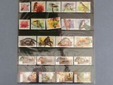 Singapore Various Unused Stamps 2007 40th Anniversary