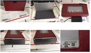Bose SoundLink Bluetooth Speaker series i -W/oem Charger RED leather
