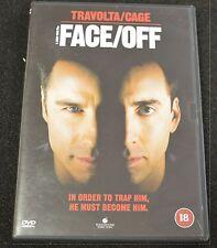Face Off (DVD, 2001)   (D0091)