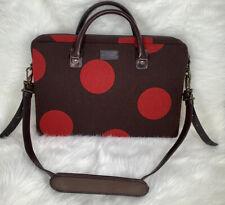 Hartmann Luggage Polka Dot Luxe Computer Briefcase