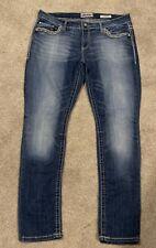 Daytrip Lynx Skinny Womens Jeans Sz 34R