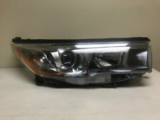 OEM GENUINE TOYOTA Highlander Headlight Headlamp Light 2014-2017 Smoked Chrome