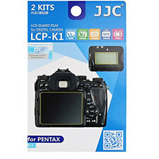 JJC LCP-K1 Ultra hard polycarbonate LCD Film Screen Protector For Pentax K-1 K1