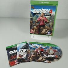Far Cry 4 XBOX One Action Adventure Video Game-PAL