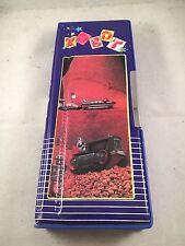 Vintage 1980's Flomo Robot Pencil Box Case