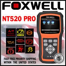 Diagnostic Scanner Foxwell NT520 PRO for DODGE RAM 2500 OBD Code Reader ABS SRS