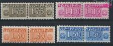 Italie Pz1-Pz4 neuf 1953 Paketzustellung (9045792