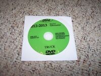 2012 Ford Expedition Truck Shop Service Repair Manual DVD XLT Limited King Ranch