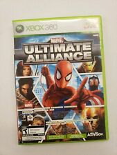 Marvel Ultimate Alliance & Forza Motorsport 2 - Xbox 360 FAST SHIPPING